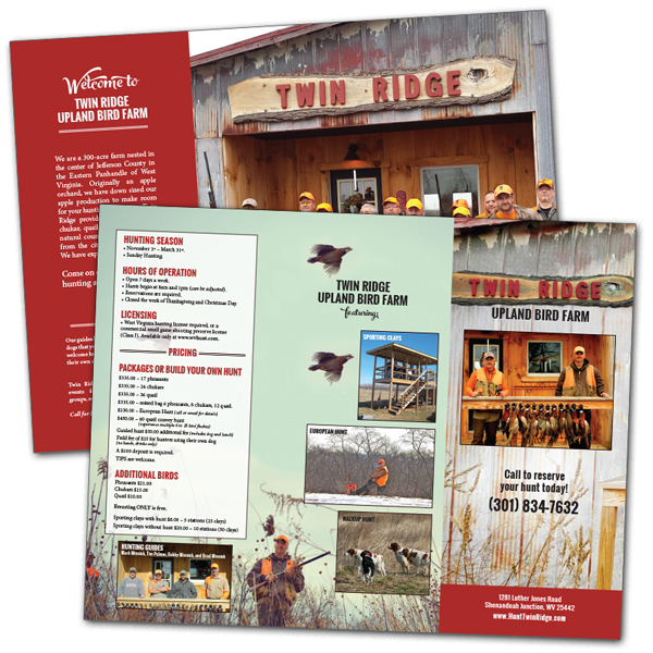 Twin Ridge Brochure