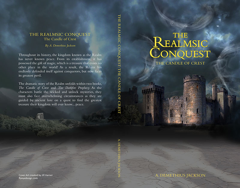 Realmsic Conquest Book Cover